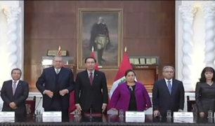Parlamentarios critican a integrantes de Comisión de Reforma del Sistema Judicial