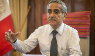 Encuentro de Duberlí Rodríguez y Antonio Camayo generó diversas críticas en el Congreso