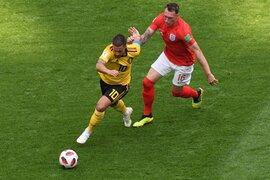 Bélgica vence 2-0 a Inglaterra y se queda con el tercer lugar del Mundial