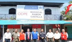 Loreto: ONPE instala oficina en la frontera para elecciones