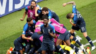 Francia derrotó 4-2 a Croacia y se coronó campeón del mundo