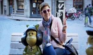 ¡Conozcamos la bella ciudad de Buenos Aires con Gigi Mitre!
