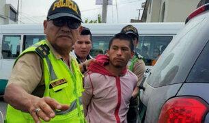 Dictan 6 meses de prisión preventiva para sujeto que acuchilló a perrita en Arequipa