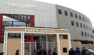 PJ dispone elección inmediata de nuevo presidente de la Corte Superior del Callao