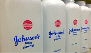 Johnson & Johnson es condenado a pagar millonario monto por casos de cáncer