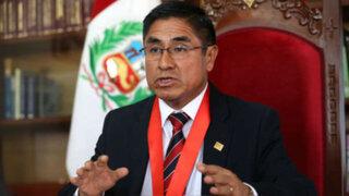 Fiscalía citó a juez César Hinostroza por caso aportes a Fuerza Popular
