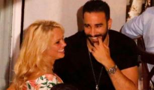 Adil Rami renuncia a la selección francesa y planea su boda con Pamela Anderson