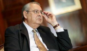 Allan Wagner descartó reemplazar a César Villanueva en la PCM