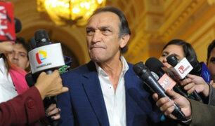 Indira Huilca presentó denuncia constitucional contra Héctor Becerril por CNM audios