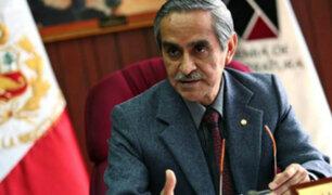 Duberlí Rodríguez renuncia a la presidencia del Poder Judicial