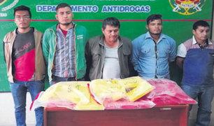 """Chiclayo: PNP desarticula banda """"Los químicos de Lambayeque"""""""