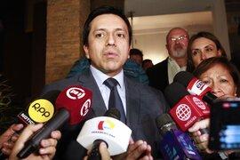 "Gilbert Violeta calificó de ""refrito"" acusación por cobros de cupos a candidatos de PPK"
