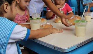 Qali Warma: se incrementa a 460 el número de niños intoxicados por desayuno escolar