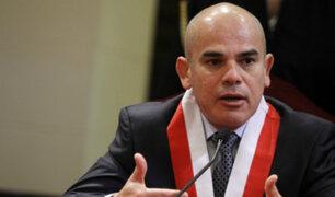 Ex presidentes del TC se pronuncian tras pedido de Vizcarra para una sesión extraordinaria