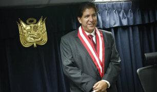 """Iván Noguera: """" El que renuncia es un cobarde, yo no me aferro al cargo"""""""