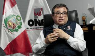 CNM acuerda suspender al jefe de la ONPE, Adolfo Castillo