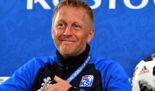 Técnico de Islandia renunció y ahora trabajará como dentista
