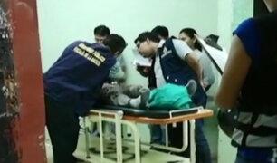 Iquitos: hombre de 62 años es atropellado por moto manejada por adolescentes