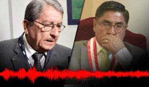 César Hinostroza y Julio Gutiérrez protagonizan nuevo audio difundido por IDL–Reporteros