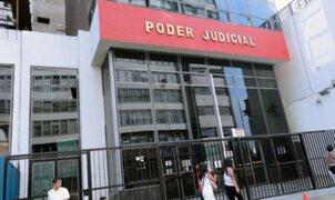 Reacciones tras declaratoria de emergencia por 90 días del Poder Judicial