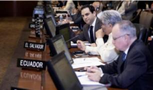 Nicaragua: OEA exigió a Daniel Ortega adelanto de elecciones a 2019