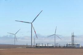 Ica: Gobierno inauguró parque de energía eólica más grande del Perú