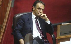 Procuraduría pide a Fiscalía iniciar investigación preliminar a Hector Becerril