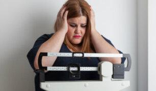 Nutricionista brinda recomendaciones para evitar la obesidad y sobrepeso