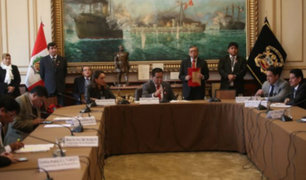 Comisión de Justicia aprueba informe para la remoción de miembros del CNM