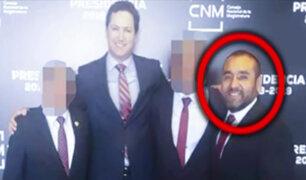Asesor del presidente del CNM se habría reunido con magistrados del Callao