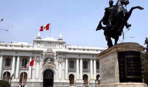 Congresistas se pronuncian tras renuncia de Duberlí Rodríguez al PJ