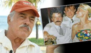 Andrés García revela detalles íntimos del padre de Luis Miguel