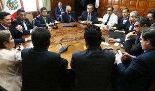 Congreso convoca a Junta de Portavoces para este mediodía