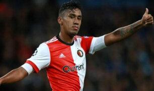 Renato Tapia: así fue recibido por el Feyenoord tras jugar el Mundial