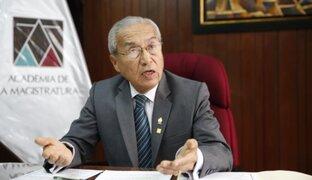 """Pedro Chávarry: resolución que suspende mi colegiatura es """"ilegal"""""""