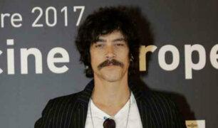 """Conozca al actor que da vida a Luisito Rey en la serie """"Luis Miguel"""""""