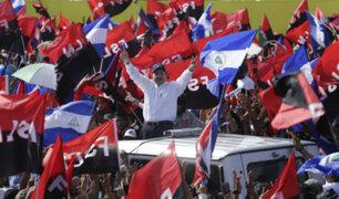 """Gobierno venezolano ofrece """"defender"""" la soberanía de Nicaragua"""
