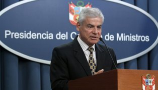 Premier César Villanueva hace un llamado a participar de la jornada electoral