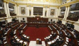 Congreso aprueba proyecto de reforma sobre financiamiento de partidos políticos