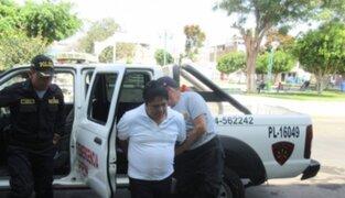 La Libertad: PNP detiene a sacerdote junto a menor de edad dentro de un hostal