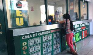 VES: delincuentes hacen forado y roban 13 mil soles de casa de cambio