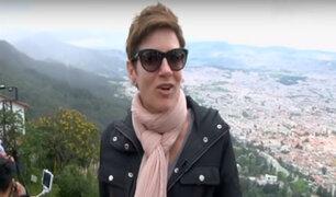 Conozca Colombia con Gigi Mitre