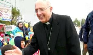 Pedro Barreto será presentado como nuevo cardenal el próximo 31