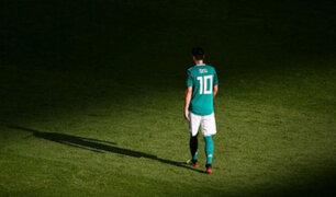 Renuncia de Özil a la selección desata controversia en Alemania