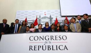 Fuerza Popular definirá este martes lista para Mesa Directiva del Congreso