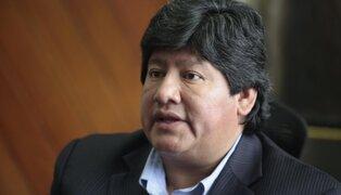 Revelan nuevo audio en la que Hinostroza y Camayo mencionan a Edwin Oviedo