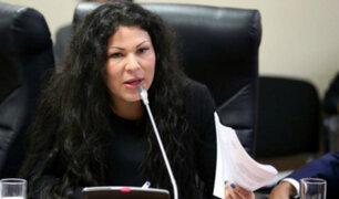 Caso Yesenia Ponce: Comisión de Ética debate hoy su informe final