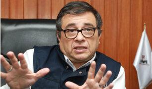 Suspensión del jefe de la ONPE se extenderá hasta que se restituya CNM