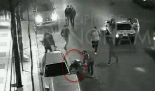 Facundo Espíndola: arquero argentino fue apuñado a la salida de un bar