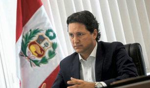 Daniel Salaverry sería el candidato de Fuerza Popular a la Mesa Directiva